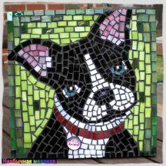 НЕОБЫЧНАЯ МОЗАИКА: Собачья мозаика