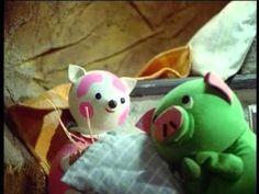 Mazsola és Tádé: Ó az a kályhalyuk - YouTube