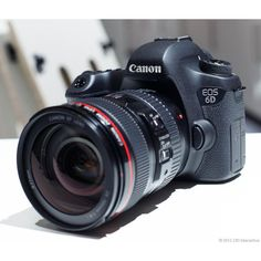Canon EOS 6D ❤ liked on Polyvore