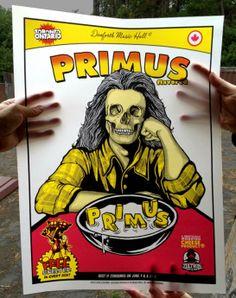 Zoltron – Primus Poster