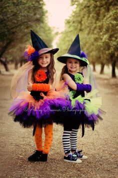 2pc Witch Tutu Outfit Cake Smash Birthday by AvaMadisonBoutique, $55.00
