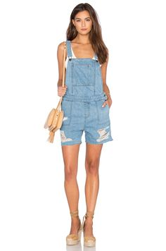 327e8a0a3e Shop for GRLFRND Rosie Long Sleeve Short Romper in Hanging on the Telephone  at REVOLVE.
