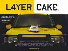 Layer Cake 11x14 Movie Poster (2004)