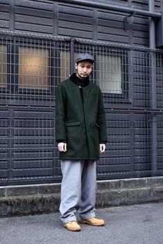 ストリートスナップ大阪 - Sugita Kazukiさん | Fashionsnap.com
