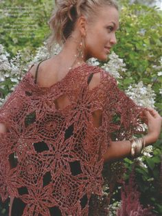 Artes by Cachopa - Croche & Trico: Xale