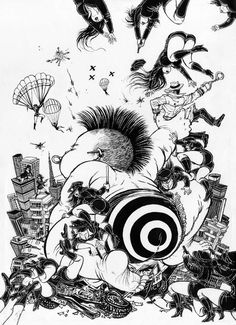 Maximum the Hormone DVD cover wins silver medal from the Society of Illustrators - Yuko Shimizu