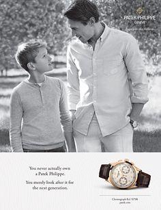 Patek Philippe SA - Product Advertising Chronograph Ref. 5170R