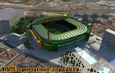 Arena do Palmeiras - Estádio Palestra Italia - São Paulo/SP