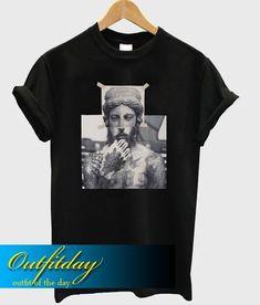 Neil Barrett T Shirt – outfitday Tank Top Outfits, Neil Barrett, Direct To Garment Printer, Hoodies, Sweatshirts, Sweater Hoodie, Shirt Style, Screen Printing, Unisex