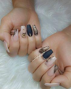 Beautiful acrylic nail art designs 2018 - nail4art