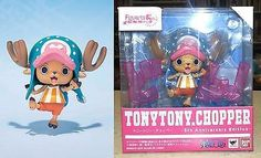 Figuarts Zero Tony Tony Chopper 5th Anniversary One Piece Bandai Toei Licensed