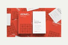Business Cards by Jake Dugard
