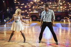 Dancing with the Stars 2015: Week 2 – Chris and Witney Cha Cha (VIDEO) | Reality Rewind