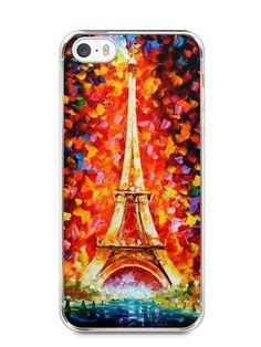 Capa Iphone 5/S Torre Eiffel #3