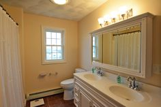 Master bath for couple