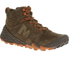 Men - All Out Terra Turf Mid - Merrell Best shoes out there for the asphalt jungle.