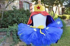Your place to buy and sell all things handmade Blue Superhero, Wonder Woman Superhero, Girl Superhero Party, Shared Birthday Parties, Summer Camp Themes, Diy Tutu, Princess Dress Up, Tutu Costumes, Super Hero Costumes