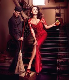 Kiss Superstition Goodbye: Penelope Cruz per Campari