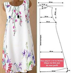 Sewing Clothes, Diy Clothes, Clothes For Women, T Shirt Sewing Pattern, Dress Sewing Tutorials, Baby Dress Patterns, Make Your Own Clothes, Altering Clothes, Couture Tops