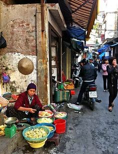 Hanoi Vietnam is emerging as a destination for foodies hungry for an urban adventure
