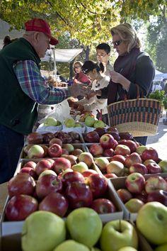Downtown Farmer's Market (June-October)