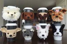 Crochet Dog Cozy