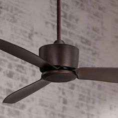 "48"" Merit Oil-Rubbed Bronze Ceiling Fan - #7D504 