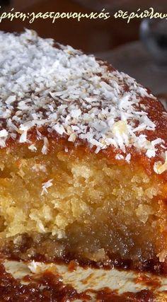 Vegan Vegetarian, Vegetarian Recipes, Dessert Recipes, Desserts, Greek Recipes, Banana Bread, Pie, Favorite Recipes, Sweets