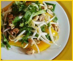 Summer Salads continue... Raw Pad Thai Salad, no oil! https://www.thespruce.com/raw-vegan-pad-thai-salad-recipe-3377474 #thespruce #raw #plantbased #vegan #glutenfree #cleaneating #healthyeating #summersalad #salad  #plantstronghealthandfitnesswithmelanie