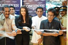 Aishwarya Rai Bachchan, brand ambassador of Longines, attended a showroom launch of the brand in Kochi today. Aishwarya Rai Latest, Aishwarya Rai Bachchan, Acting Career, Miss World, December 2013, Kochi, Brand Ambassador, Latest Pics, Most Beautiful Women