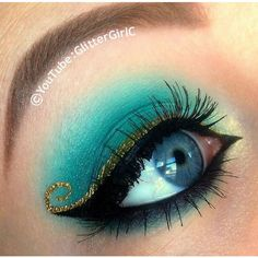 Princess Jasmine ❤ liked on Polyvore featuring beauty products, eyes и makeup