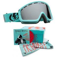 e4ee86806a9 NEW Electric EGB2 Trouble Andrew Limited Edition ski snowboard goggles Ski  Season
