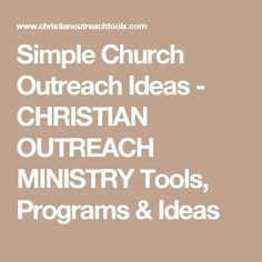 Top 100 Christian outreach program ideas and activities to reach your community. Outreach program ideas for adult, women, youth, kids, special needs. Youth Ministry, Ministry Ideas, Kids Church Rooms, Christian Women's Ministry, Church Outreach, Youth Programs, Sunday School, Lesson Plans, Programming