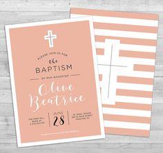 45 best christening invitations images on pinterest baptism