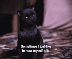 Pin for Later: 39 Salem Saberhagen Quotes You Should Start Using Immediately When Someone Asks Why You Talk So Much