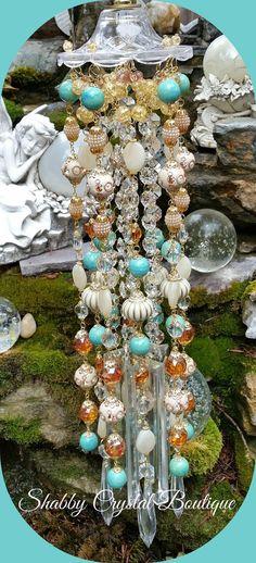 Mint & Cream Crystal
