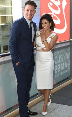 Channing Tatum and Jenna Dewan-Tatum Ready for Baby No. 2? Actress Discusses Family Plans and Daughter  Channing Tatum, Jenna Dewan-Tatum