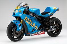 Suzuki Rizla 2011 MotoGP