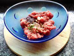 Ecco come preparare la tartare di carne #steak #tartare #ricetta #recipe