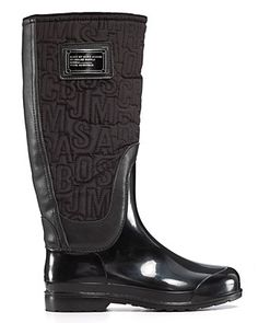 MARC BY MARC JACOBS:  Logo Rain Boots