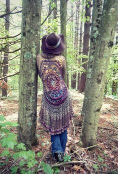 Die 86 Besten Bilder Von Jacken Häkeln Crochet Clothes Crochet