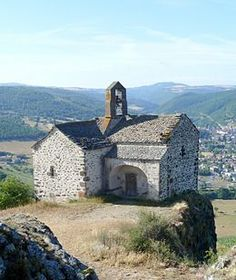 Saint Victor, Chapelle, Places To See, Mansions, House Styles, Stone, Artworks, Madeleine, Landscapes