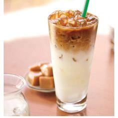 Starbucks Iced Caramel Macchiato- delish!