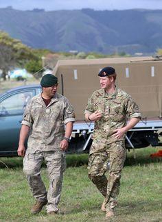 Prince Harry Photos - Prince Harry Visits New Zealand - Day 5 - Zimbio