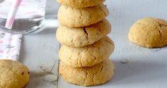 Hazelnoot koekjes -Uit Pauline's Keuken
