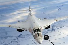 """Talks are in progress to reopen the Tupolev Tu-160 """" Blackjack"""" strategic bomber and cruise/standoff missile production line."""