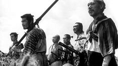 Seven Samurai (1954) Cinematography by Asakazu Nakai