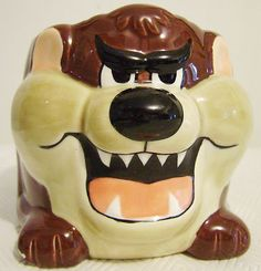 Remember Chevy Chase drinking out of this Taz Mug in Christmas Vacation Movie? Love the Tasmanian Devil from Looney Tunes! Christmas Vacation Movie, Christmas Movies, Griswold Christmas, Chevy Chase, Looney Tunes, Tasmanian Devil, Mugs, Drinking, Google Search
