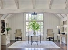 Great Rooms, Blackberry, Foyer, New Homes, Hallways, Architects, House, Furniture, Bookcases