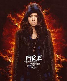 Sarah | Fire | Elements